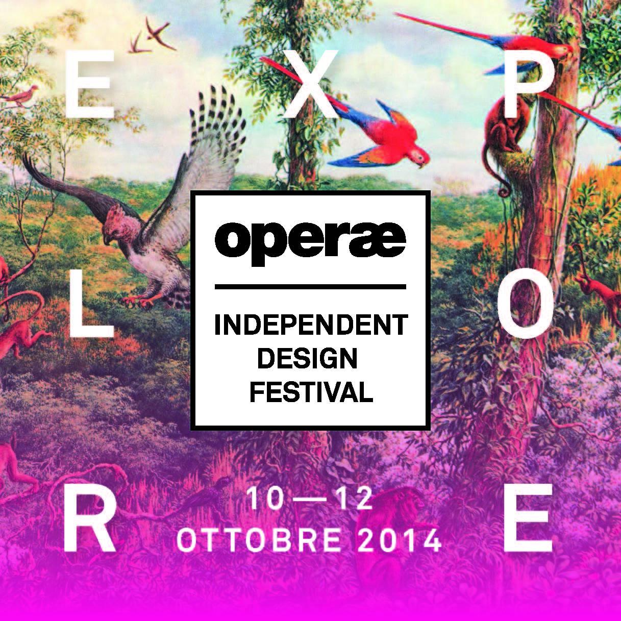 Locandina Operae 2014