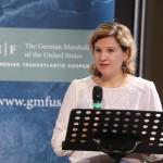 Seminario start-up Geraldine Gardner GMF