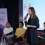 Seminario start-up Alessia Guerretta Swinghideas